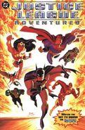 Justice League Adventures TP