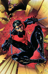 Dick Grayson as Nightwing