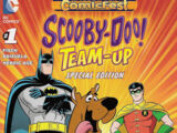 Scooby-Doo! Team-Up Halloween Special Edition Vol 1 1
