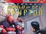 Superman: World of New Krypton Vol 1 9