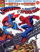 Superman vs The Amazing Spider-Man 001