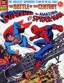 Superman vs The Amazing Spider-Man 001