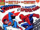 Superman vs The Amazing Spider-Man Vol 1 1