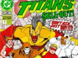 Titans Sell-Out Special Vol 1 1