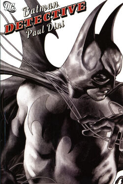 Cover for the Batman: Detective Trade Paperback