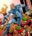 Blue Beetle Ted Kord 0025