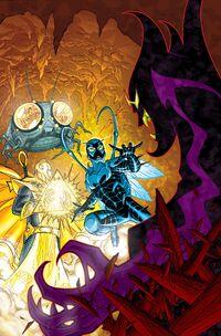 Blue Beetle Vol 9 7 Textless