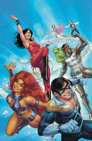 File:Convergence New Teen Titans Vol 1 1 Textless.jpg