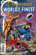 Convergence World's Finest Comics Vol 1 2