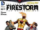 Fury of Firestorm: The Nuclear Men Vol 1 20