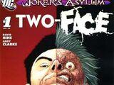 Joker's Asylum: Two-Face Vol 1 1