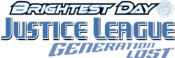 Justice League Generation Lost logo