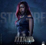 Koriand'r Titans TV Series 002