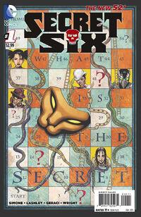 Secret Six Vol 4 1