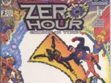 Zero Hour: Crisis in Time Vol 1 2