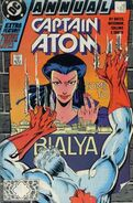 Captain Atom Annual Vol 2 2