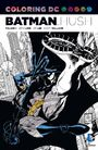 Coloring DC Batman Hush Vol 1