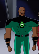 John Stewart DCAU A Better World