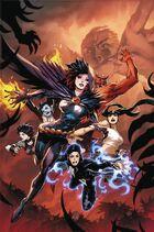 Raven Daughter of Darkness Vol 1 7 Textless