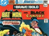 The Brave and the Bold Vol 1 166