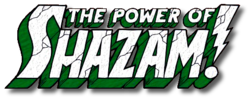 The Power of Shazam (1995) logo