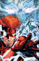 Wally West returns.
