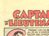 Captain Marvel and the Lieutenants of Safety Vol 1 1