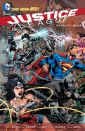 Justice League Trinity War TPB
