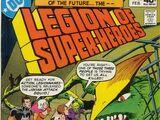 Legion of Super-Heroes Vol 2 260