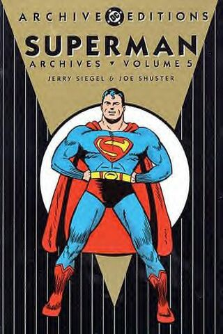 File:Superman Archives, Volume 5.jpg