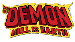 The Demon - Hell is Earth (2017) logo