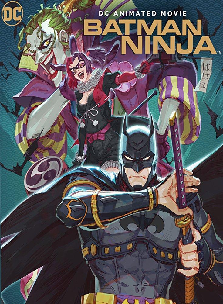 Batman Ninja Dc Database Fandom