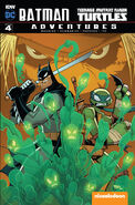 Batman Teenage Mutant Ninja Turtles Adventures Vol 1 4