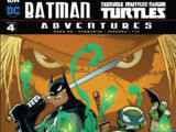 Batman/Teenage Mutant Ninja Turtles Adventures Vol 1 4
