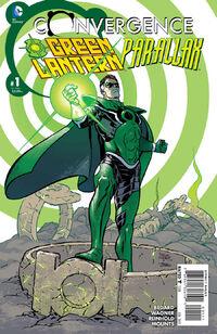 Convergence Green Lantern Parallax Vol 1 1