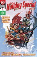 DC Holiday Special 2017 Vol 1 1
