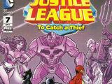 General Mills Presents: Justice League Vol 1 7