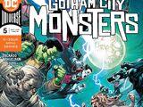 Gotham City Monsters Vol 1 5
