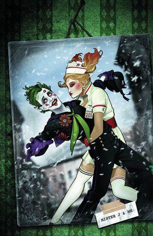 File:Harley Quinn Vol 2 19 Textless Bombshell Variant.jpg