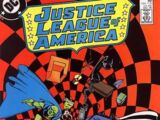 Justice League of America Vol 1 257