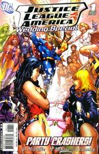 Justice League of America Wedding Special 1
