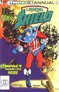 Legend of the Shield Annual Vol 1 1