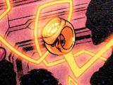 Orange Lantern Ring