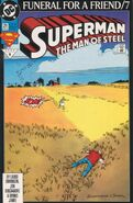 Superman Man of Steel Vol 1 21