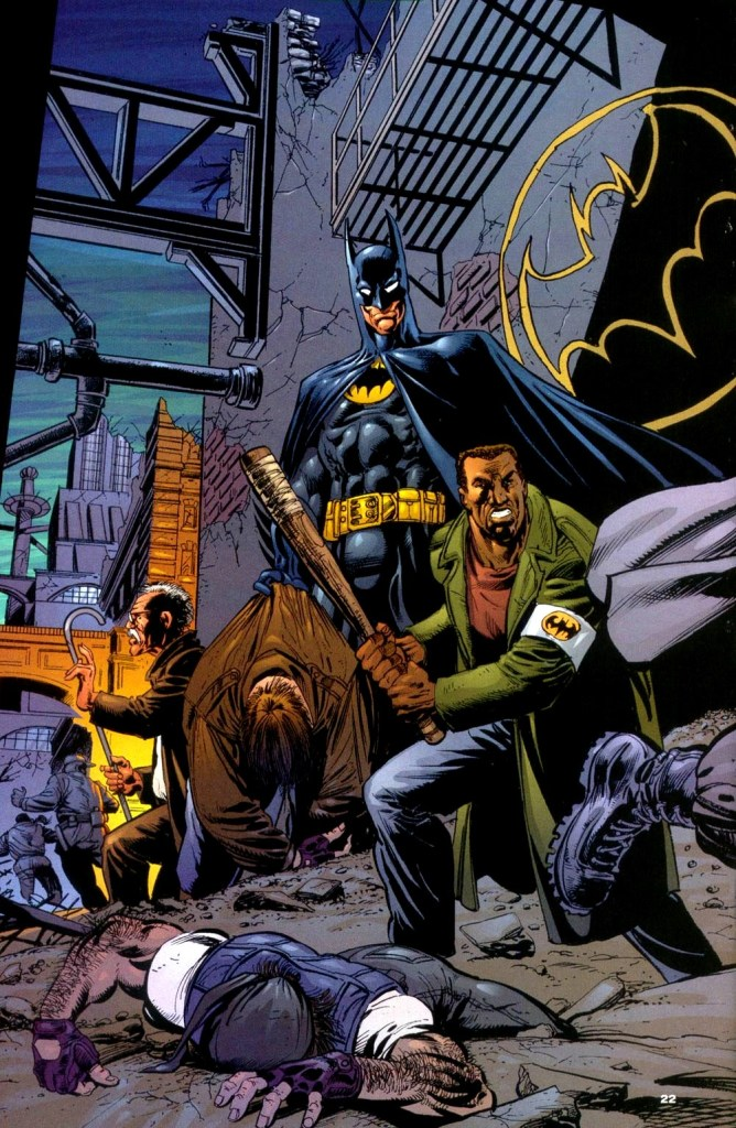 Batman: No Man's Land | DC Database | FANDOM powered by Wikia | 668 x 1024 jpeg 241kB