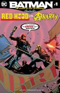 Batman Prelude to the Wedding Red Hood vs. Anarky Vol 1 1