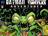 Batman/Teenage Mutant Ninja Turtles Adventures Vol 1 3
