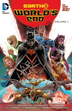 Cover for the Earth 2: World's End Vol. 1 Trade Paperback