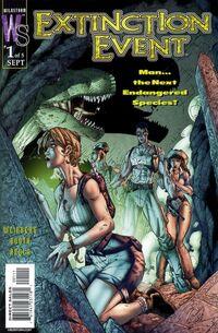 Extinction Event Vol 1 1