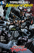 Forever Evil Arkham War Vol 1 2